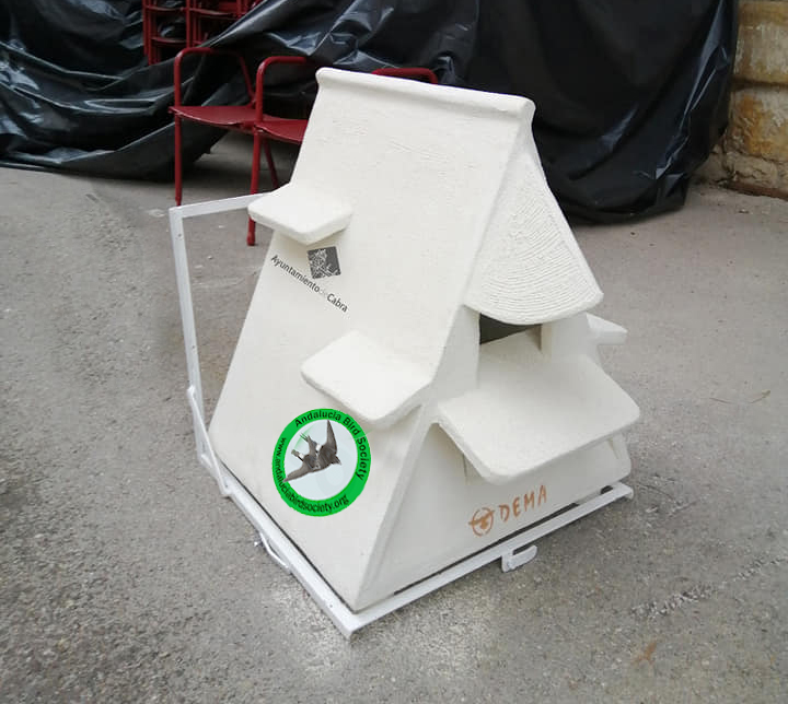 Barn Owl Nest Box