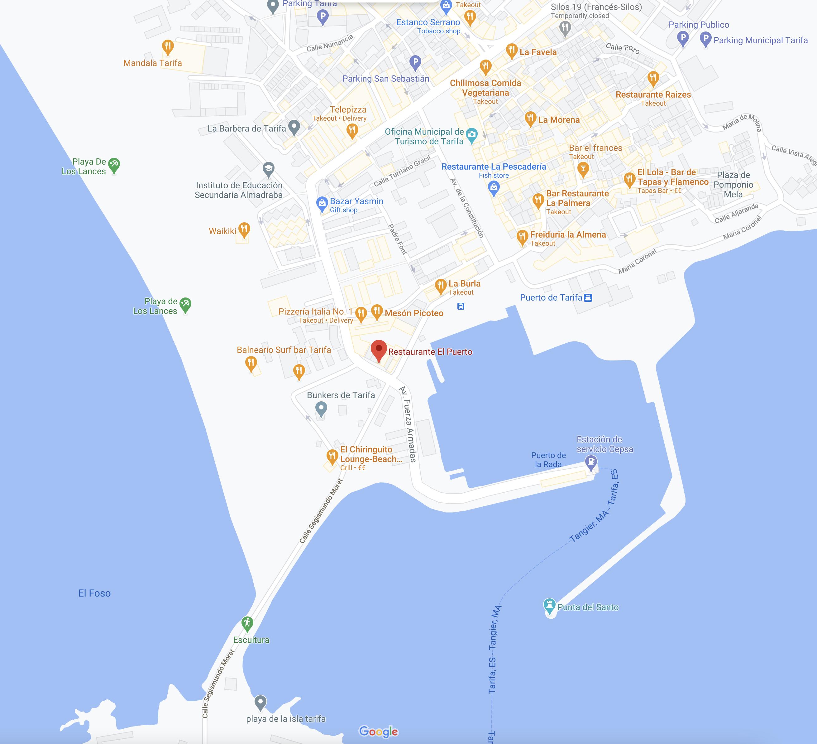Isla de Las Palomas